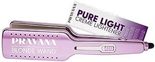 Pravana The Blonde Wand Iron & Pure Light Creme Lightener Box Set