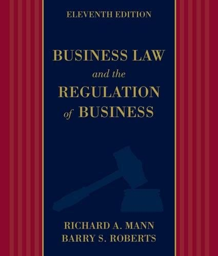 Regulation Business Law