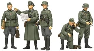 Tamiya America, Inc 1/35 German Field Commander Set (ICM), TAM35298