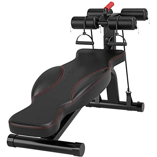 SHUILV Life Sit Up Bench Ajustable Entrenamiento Bench Equipos Fitness Fitness para Home Gym Ejercicios Multifunción Mancuerna Banco