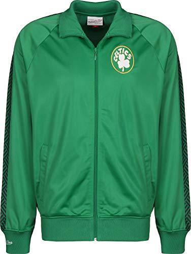Mitchell & Ness NBA Boston Celtics Trainingsjacke green