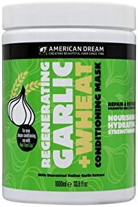 Popular standard AMERICAN DREAM Regenerating Italian Wheat Arlington Mall Deep Conditio Garlic
