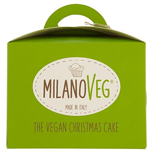 Dolce di Natale Vegano/Panettone 100% vegetale, MilanoVeg® - 750g