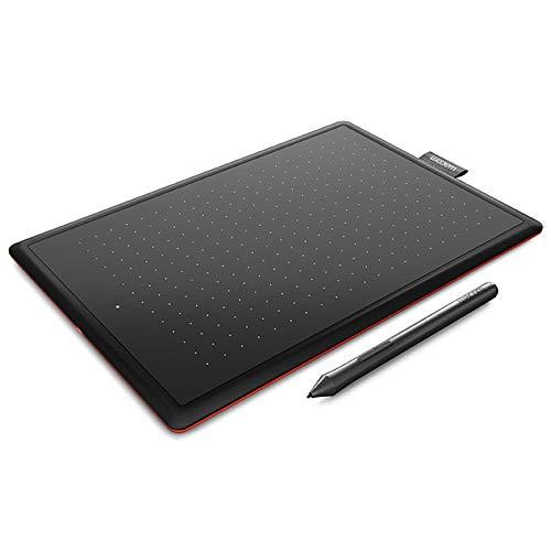 Hanks' shop CTL-472 2540LPI Professional Art USB Graphics Drawing Tablet For Windows/Mac OS, With Pressure Sensitive Pen