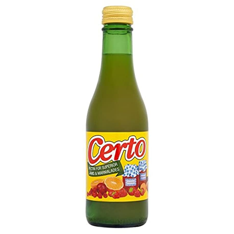 Certo Apple Liquid Pectin - 250g