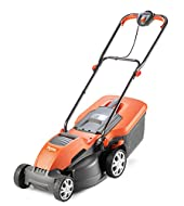 The ideal lawnmower for first time home buyers as it cuts medium to large sized gardens Designed to be simple and easy to use with useful carry handle and an easy to remove grass box Choose your ideal cutting height with a choice of five settings bet...