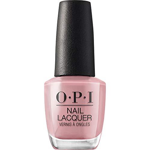 OPI Nail Lacquer - Nagellack in Nudetönen mit bis zu 7 Tagen Halt - Ergiebig, langlebig & splitterfest – 15ml