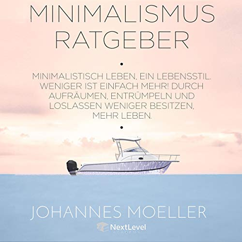 Minimalismus Ratgeber Titelbild