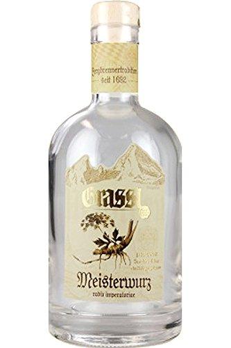 Grassl Meisterwurz steingutgelagerte Jahrgangs Edition 0,7 L