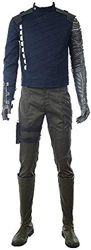 AV  Infinity War - Bucky Barnes M liches Cosplay-Kostüm - Sebastian Stan