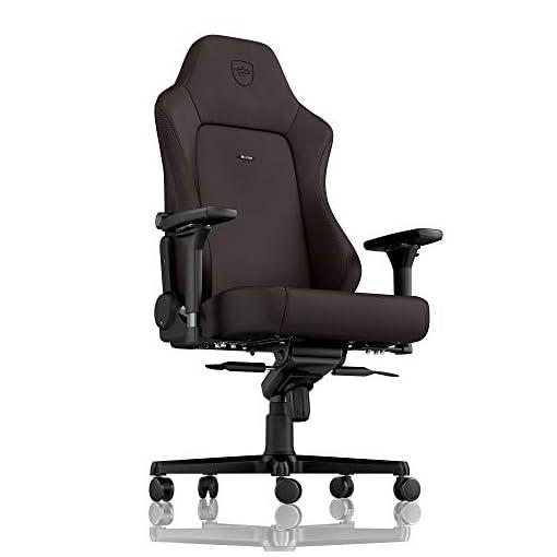 noblechairs Hero Sedia da Gaming - Sedia da ufficio - Sedia da scrivania - Ecopelle PU - 150 kg - 135° Reclinabile… 7