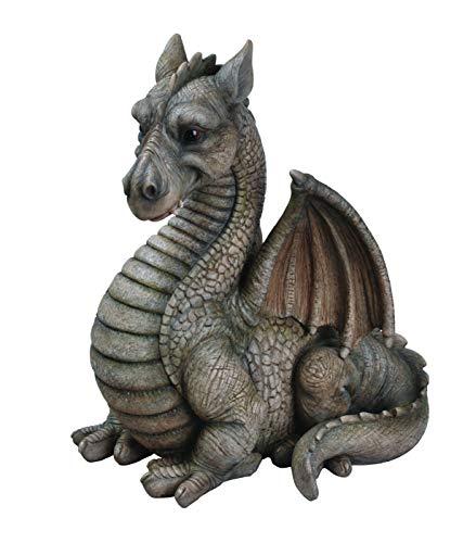 Winged Dragon Resin Ornament by Vivid Arts