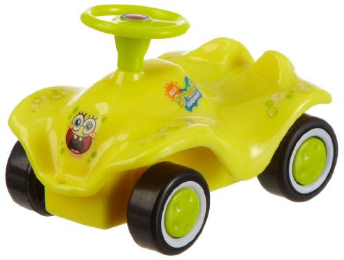 BIG 56964 - New Mini Bobby Car Spongebob, 2-fach sortiert