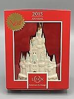 TDL限定 2015 LENOX シンデレラ城 オーナメント クリスマス レノックス