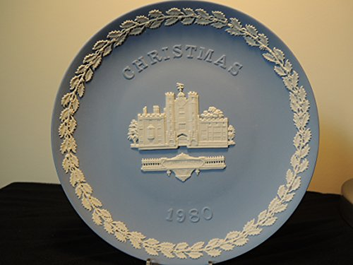Wedgwood jasperware St James's Palace, 1980 CP1896-Platte