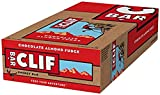 CLIF Bar Energybar - Preparados fitness - Chocolate Almound Fudge Box 12x68g marrón/rojo 2017