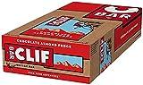 CLIF Bar Energybar - Preparados fitness - Chocolate Almound Fudge Box 12x68g marrón/rojo 2017