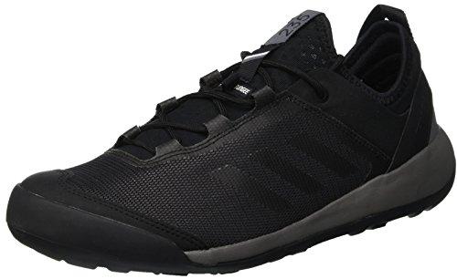 adidas - Terrex Swift Solo - S80930 - Color: Black-Grey - Size: 10.5