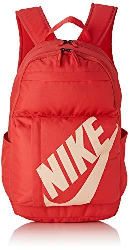 Nike Sportswear Rucksack, 48 cm, 25 liters, Rot (Ember Glow/Ember Glow/Crimson Tint)