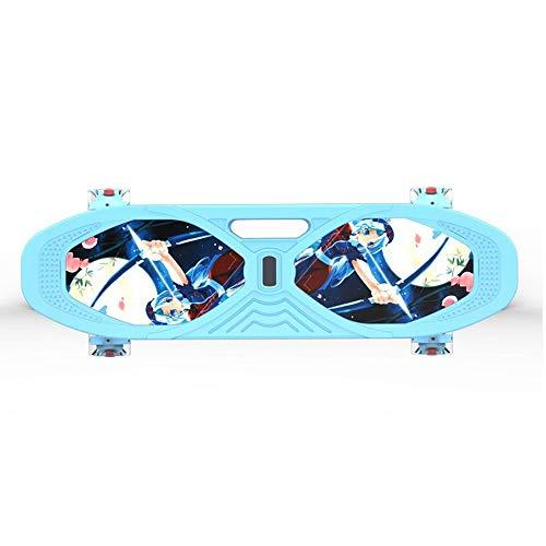 Love your life Komplette Mini-Skateboard 27inch / 23-Zoll-Bogen-Mädchen Pfeil Skateboard