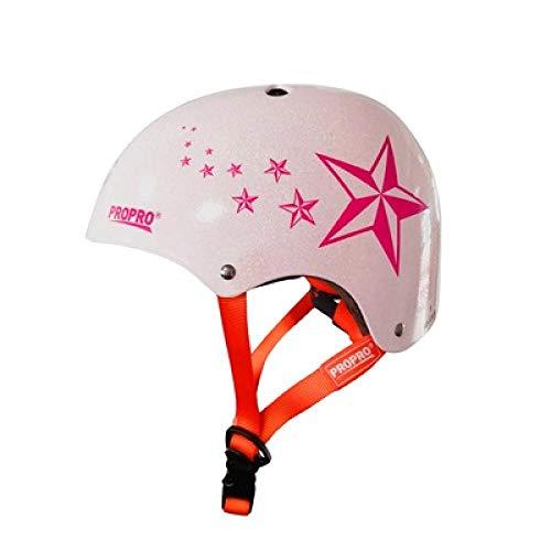 Kinder reiten Helm Männer und Frauen ausgerüstet Mountainbike Erwachsenen Rollschuh Balance Auto Elektroauto Helm-S_Petal rosa S-Code