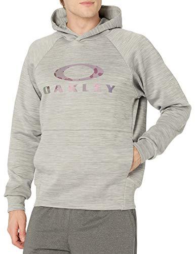 Oakley Sudadera de forro polar con capucha para hombre 11.0 - gris - XX-Large