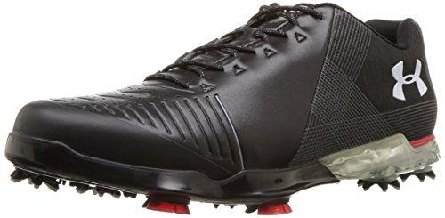 Under Armour Men's Spieth 2 Golf Shoe, Black...