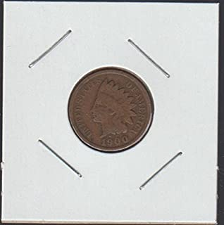 1900 Indian Head Penny Choice Fine Details