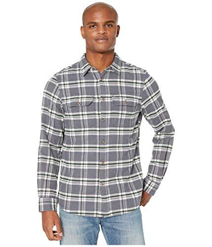 FJÄLLRÄVEN Övik Heavy Flannel Shirt Manches Longues Homme, Dusk, FR (Taille Fabricant : XL)