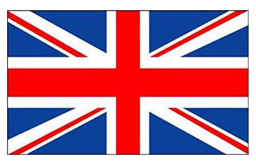 Drapeau National Grande-Bretagne Union Jack 2.4M x 1.5M