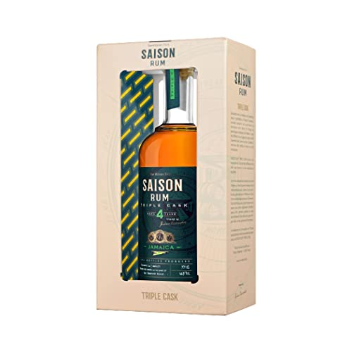 Triple Cask Rum Saison Jamaika 4 Jahre