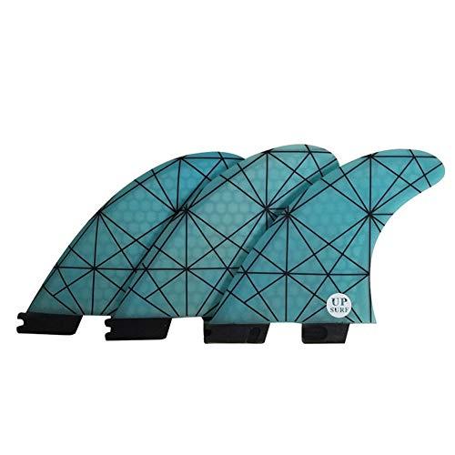 Alerón compuesto de fibra de vidrio/carbono moldeado con flexión y respuesta de vanguardia. Esta plantilla bien redondeada está diseñada para encontrar un equilibrio entre velocidad, conducción y manejabilidad. Perfecto para una amplia gama de condic...