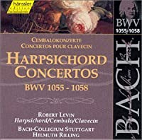 Harpsichord Concertos Bwv 1055