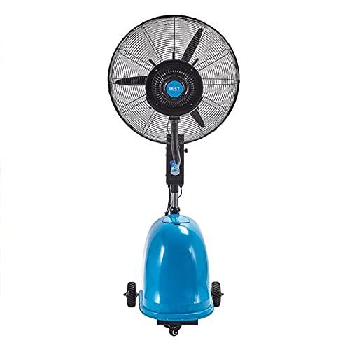YUYI Climatizadores evaporativos Ventilador de Niebla Comercial de 30
