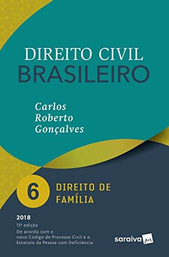 Direito civil brasileiro v. 6 – Direito de família