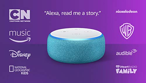 Echo Dot (3rd Gen) Kids Edition
