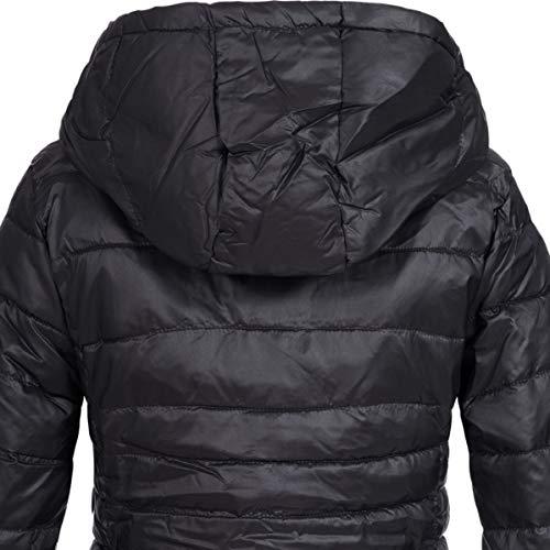 Only Onltahoe Hood Jacket Otw Noos Chaqueta, Negro (Black Black), Medium para Mujer