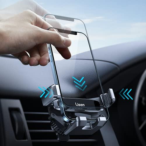 Gravity Car Phone Holder Mount, Lis…