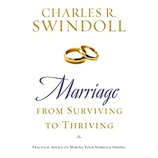 Marriage: From Surviving to Thriving audiobook cover art