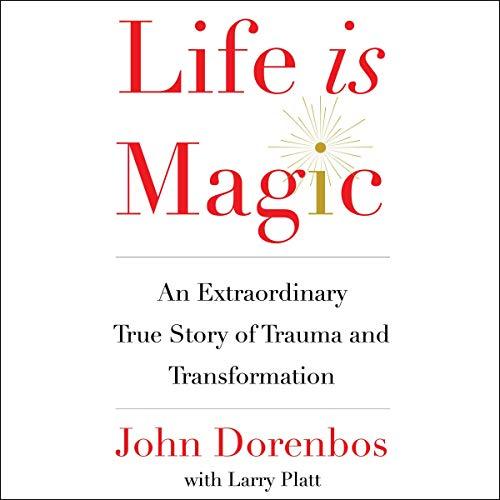 Life Is Magic audiobook cover art