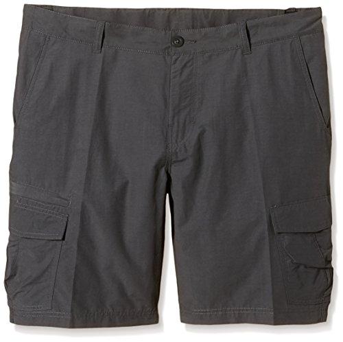 Columbia Cargoshorts für Herren, Paro Valley IV Short, Baumwolle, grau (Grill), Größe: 32, AJ9300