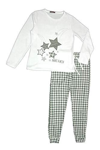 Pijama Niña Térmico Polar Largo Star