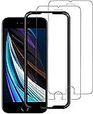 SE 2020専用 OAproda iPhone SE 第2世代 2020 SE2 用 ガラスフィルム SE 第二世代 強化ガラス液晶保護フィルム 4.7inch 浮きなし 9H硬度 ガイド付き 2枚セット