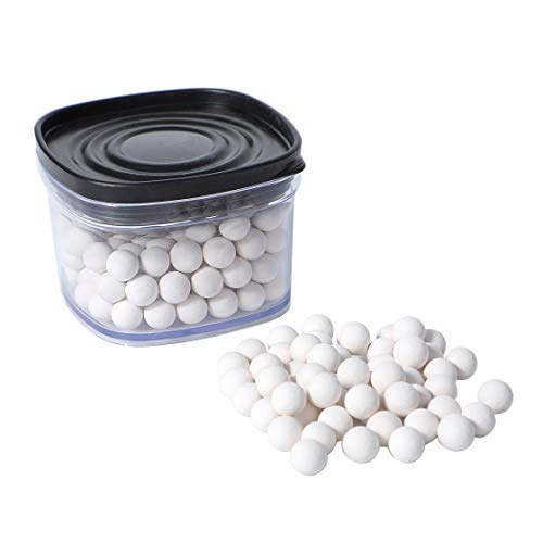 10mm Baking Ceramic Pie Weights with Sealed Jar (0.62lb)