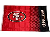 San Francisco 49ers Flag FD