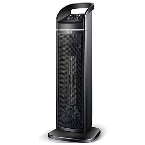 KY Konvektor Heizung Heizkörper 2000W Oszillierende PTC Keramikturm Heizung Pritschen Heater Intern Oscillation 2 Heizstufen Thermostat und Sicherheit Cut-Off