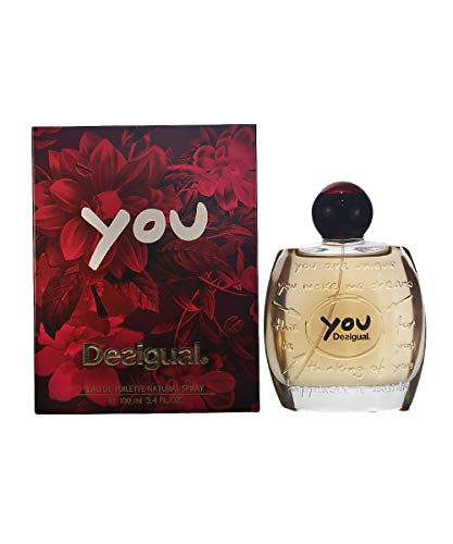 Desigual You Women Eau De Toilette 100 ml