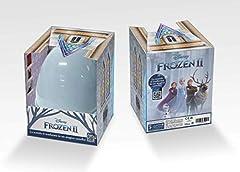 Idea Regalo - Hasbro Sorpresovo Frozen 2021 Uovo con sorprese e Scatola Che Si trasforma in Castello