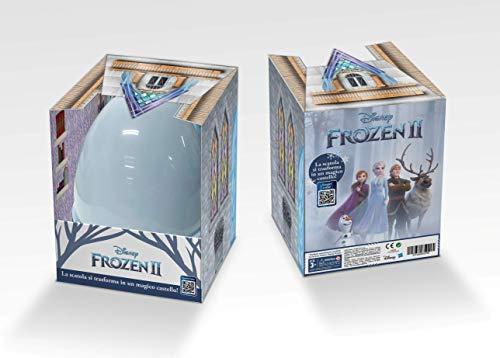 Hasbro Sorpresovo Frozen 2021 Uovo con sorprese e Scatola Che Si trasforma in Castello