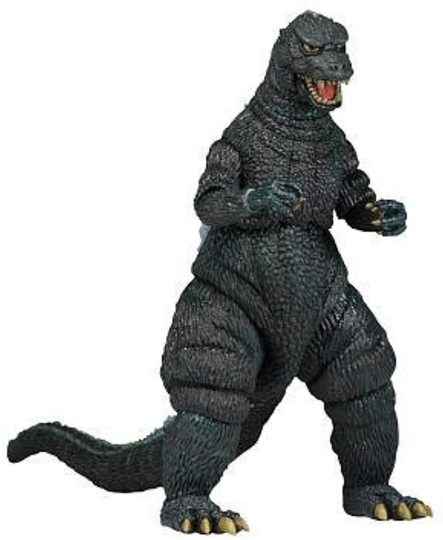 Godzilla 12 inch Head to Tail Action Figure Classic 1985 Godzilla by NECA
